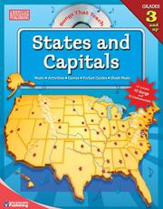 Cover of: Songs That Teach States and Capitals (Songs That Teach) | Ken Carder