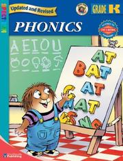 Cover of: Spectrum Phonics, Grade K | School Specialty Publishing