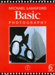 Cover of: Basic photography
