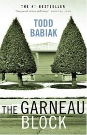 Cover of: The Garneau Block