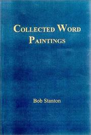 Cover of: Collected word paintings