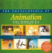Cover of: The Encyclopedia of Animation Techniques