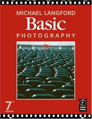 Cover of: Basic Photography | Michael Langford