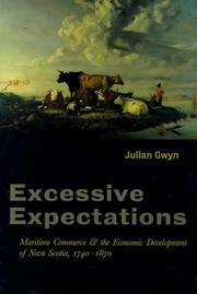 Cover of: Excessive Expectations
