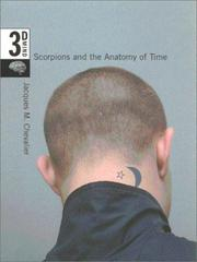 Cover of: Scorpions and the Anatomy of Time