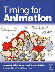 Cover of: Timing for animation |