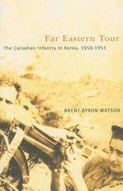 Cover of: Far Eastern Tour | Brent Byron Watson