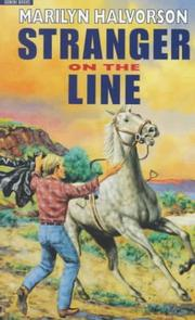 Cover of: Stranger on the Line (Gemini Books)