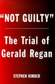 "Cover of: ""Not guilty"""