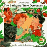 Cover of: The backyard time detectives