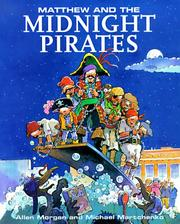 Cover of: Matthew and the midnight pirates