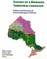 Cover of: Ecology of a Managed Terrestrial Landscape |