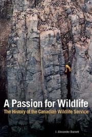 A passion for wildlife by J. A. Burnett