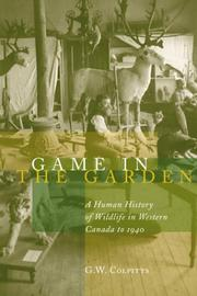 Game in the garden by George Colpitts