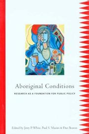 Cover of: Aboriginal conditions