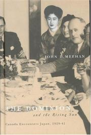 Cover of: The Dominion And The Rising Sun | John D. Meehan