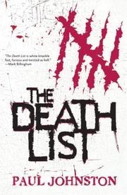 Cover of: The Death List
