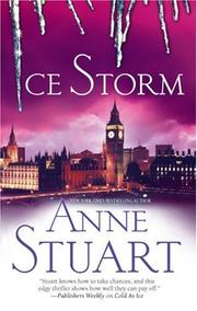Cover of: Ice Storm | Anne Stuart