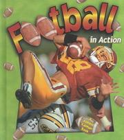Cover of: Football in Action (Sports in Action) |