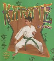 Karate in action by Kelley MacAulay