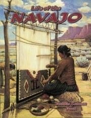 Cover of: The Life of the Navajo (Native Nations of North America) | Amanda Bishop