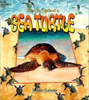 Cover of: The Life Cycle of a Sea Turtle
