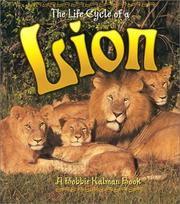 Cover of: The Life Cycle of a Lion (The Life Cycle) | Bobbie Kalman
