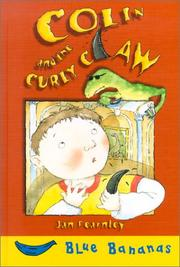 Cover of: Colin and the curly claw