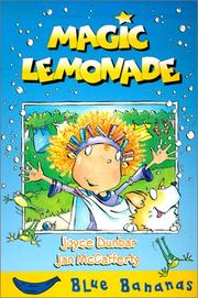 Cover of: Magic lemonade | Joyce Dunbar