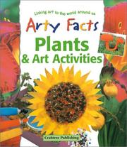 Cover of: Plants & Art Activities (Arty Facts)