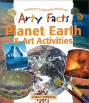 Cover of: Planet Earth & Art Activities (Arty Facts) | John A. Cooper