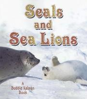 Cover of: Seals and sea lions