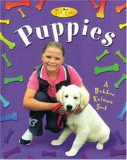 Cover of: Puppies (Pet Care, 2) | Rebecca Sjonger