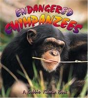 Cover of: Endangered Chimpanzees (Earth