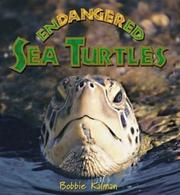 Cover of: Endangered Sea Turtles (Earth's Endangered Animals)