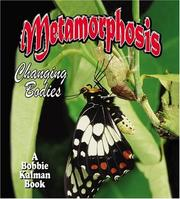 Cover of: Metamorphosis | Bobbie Kalman