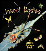 Cover of: Insect Bodies (The World of Insects)