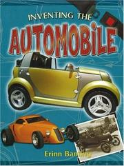 Cover of: Inventing the automobile | Erinn Banting
