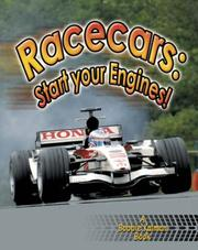 Cover of: Racecars: Start Your Engines! (Vehicles on the Move)