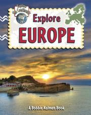 Cover of: Explore Europe (Explore the Continents)