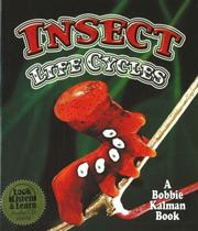 Cover of: Insect Life Cycles (The World of Insects)