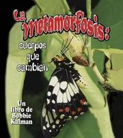 Cover of: La Metamorfosis/ Metamorphosis