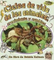Cover of: Ciclos De Vida De Los Animales/the Animal's Life Cycle