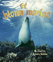 Cover of: El bioma marino