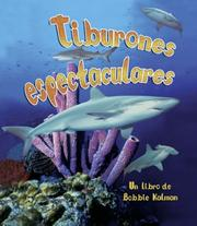 Cover of: Tiburones Espectaculares/spectacular Sharks (La Vida En El Mar)