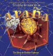 Cover of: El Ciclo De Vida De La Arana/ the Life Cycle of a Spider (Ciclos De Vida)