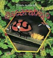 Cover of: El Ciclo De Vida Del Escarabajo/ the Beetle's Life Cycle (Ciclos De Vida)
