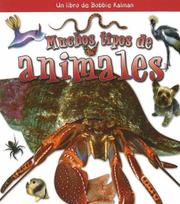 Cover of: Many Kinds of Animals