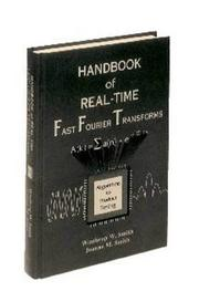 Cover of: Handbook of real-time fast Fourier transforms
