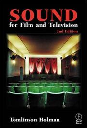 Cover of: Sound for Film and Television